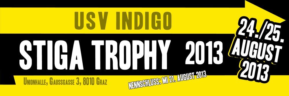STIGA Trophy 2013