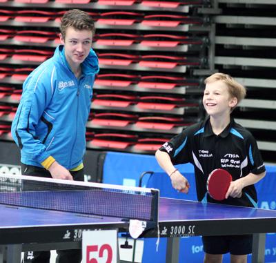 Andi und Florian