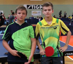 Martin Gutschi und Maciej Kolodziejczyk