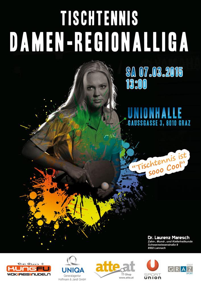 Damen Regionalliga 2015