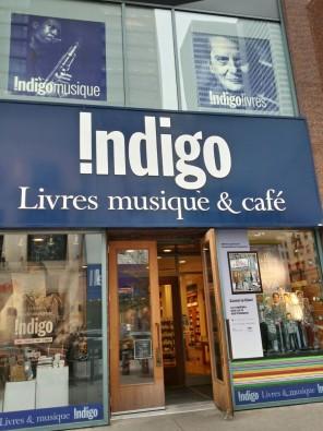 Indigo - Montreal