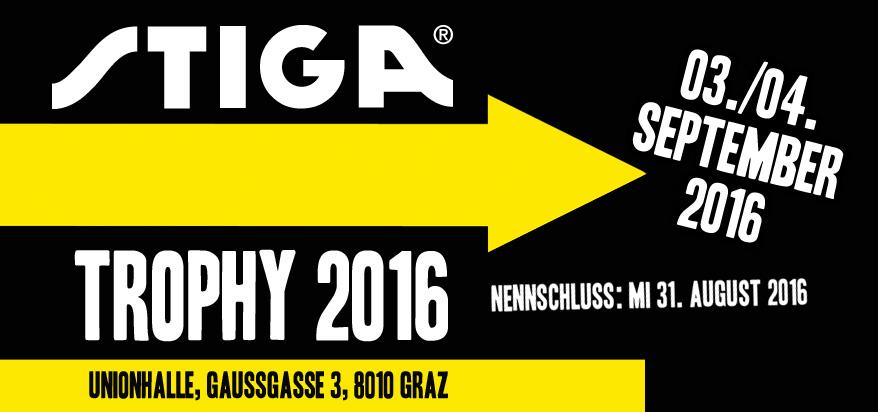 STIGA Trophy 2016
